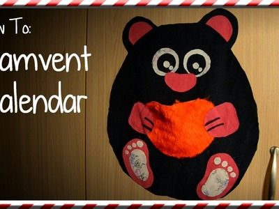 HOW TO: HAMVENT CALENDAR