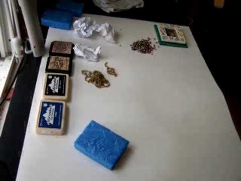 Magic foam Stamps