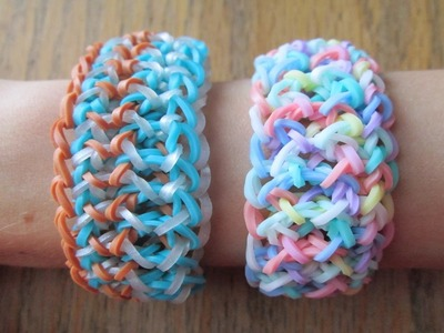 Monster Tail- Ragamuffin Bracelet (Original Design)