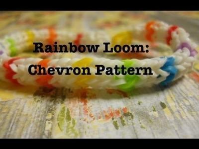 Rainbow Loom: Chevron Pattern