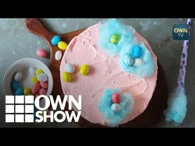 The New Trick to Making a Showstopping Cake | #OWNSHOW | Oprah Winfrey Network