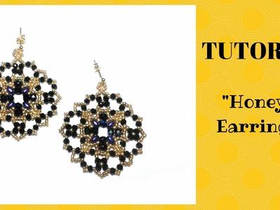 Tutorial perline: orecchini