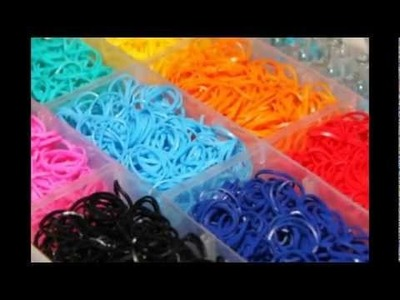 Amazing Huge Rainbow Loom Kit Super Discount Price Review!