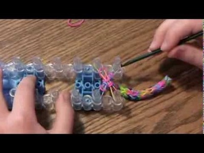 Fat FishTail - Rainbow Loom