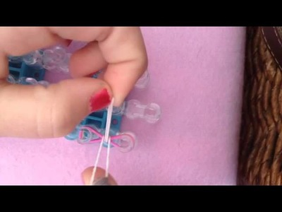 How to decorate your hook (rainbow loom)