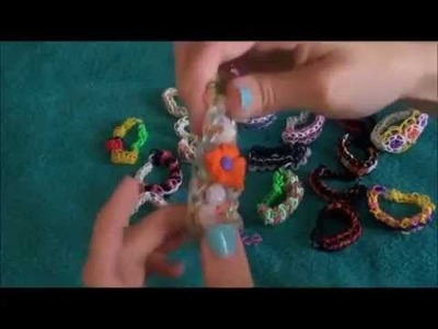 Rainbow Loom Collection and Accessories