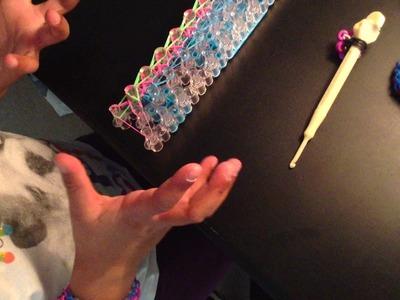 Rainbow Loom Tornado Twist Bracelet