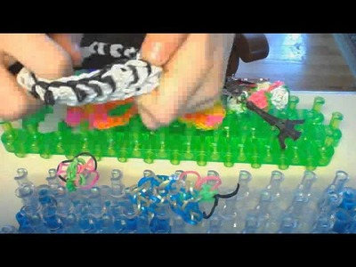 Twist-n-loop vs Rainbow loom