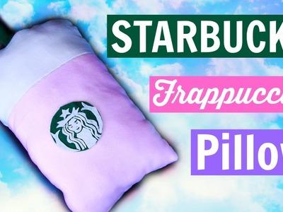 DIY Starbucks Pillow | No Sew | Cotton Candy Frapp | Tashalala