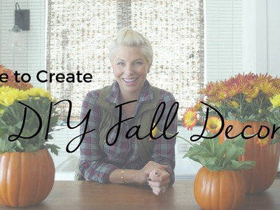 Live to Create: DIY Fall Decor