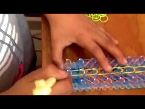 Rainbow loom Bird of Paradise (avanzado)
