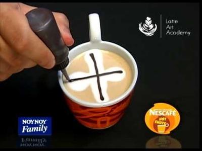 Barista academy latte art