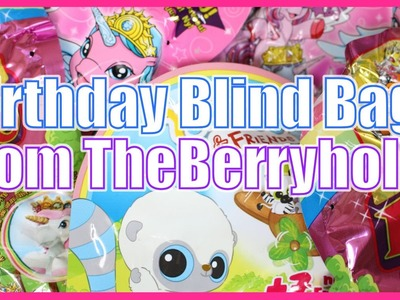 Birthday Blind Bags from TheBerryholic