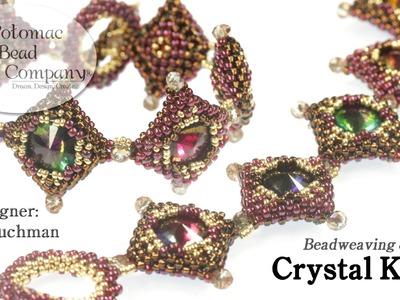 Crystal Kites Pattern.Tutorial