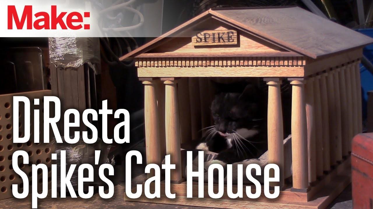 DiResta: Spike's Cat House