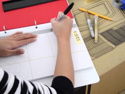 DIY: Calendar, Planner & Journal
