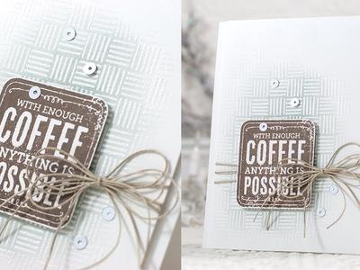 "Hero Arts 2014 Catalog Blog Hop ""With Coffee"""