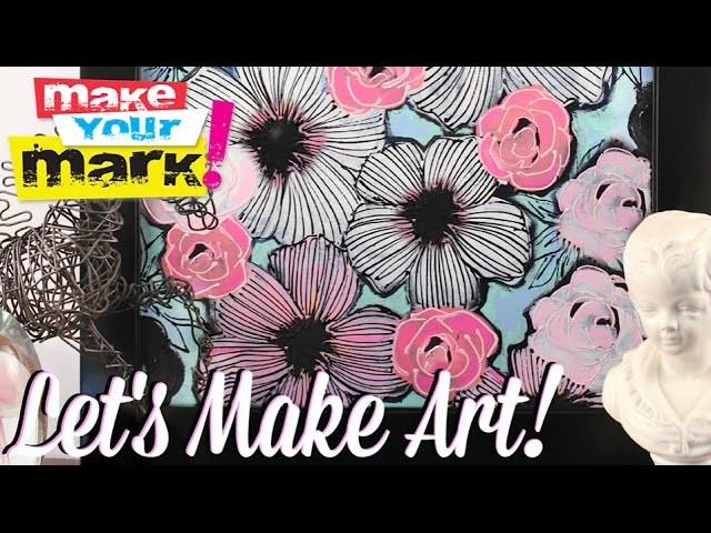How to: Flower Painting