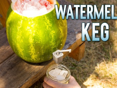 How to make a Watermelon Keg! (3D Printed)