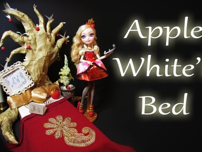 How to make Apple White's Bed [EVER AFTER HIGH]