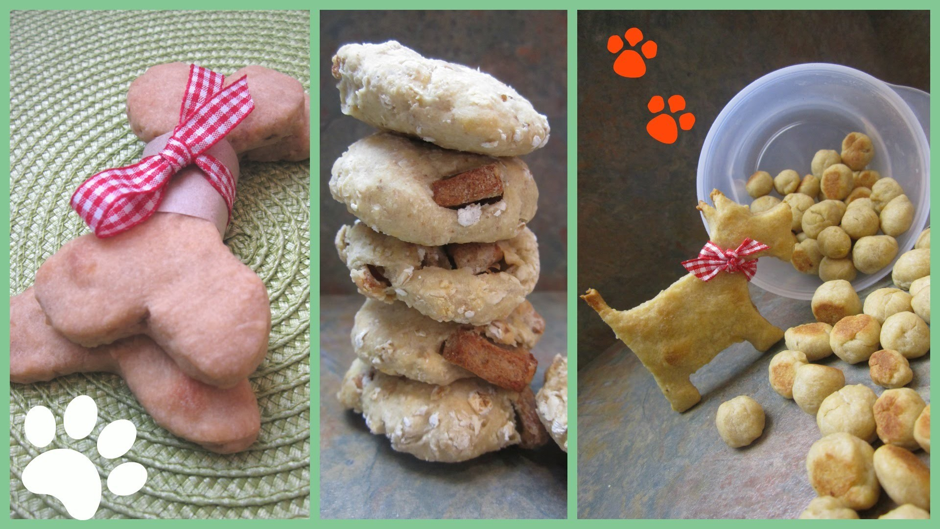 {Christmas} ❄ DIY Dog Biscuits Recipe