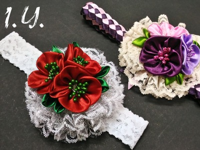 ❆ ☃ ❆ D.I.Y. X-Mas Headband for Babies ❆ ☃ ❆