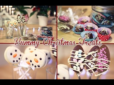 ❄ Easy DIY Christmas Treats ❄