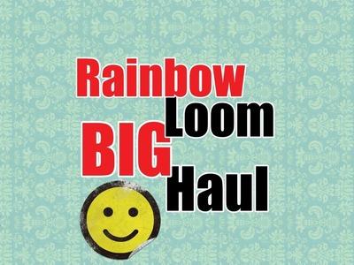 Rainbow loom big haul