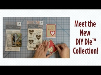 Technique Tuesday DIY Die™ Collection - Winter 2014 Release