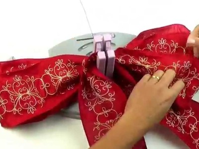 Bow Genius - Tree Top Bow Tutorial - DIY Bow Maker