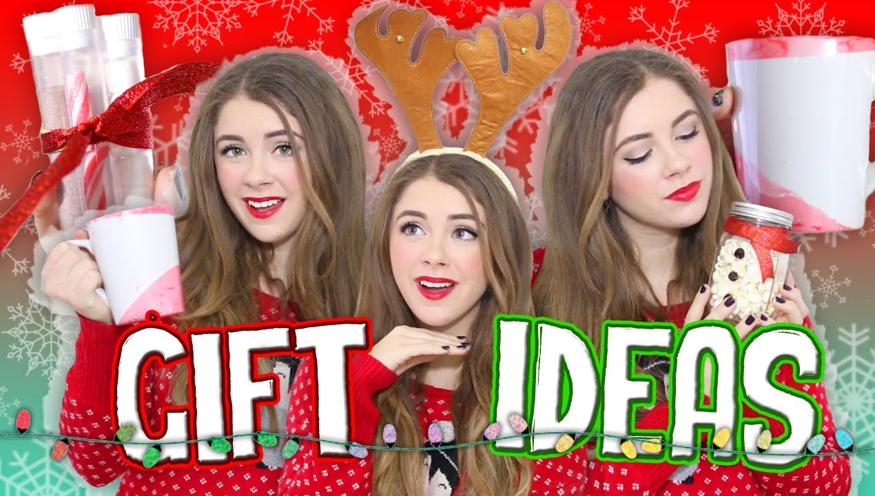 DIY Holiday Gift Ideas for EVERYONE! Easy & Affordable Christmas Presents. Jill Cimorelli