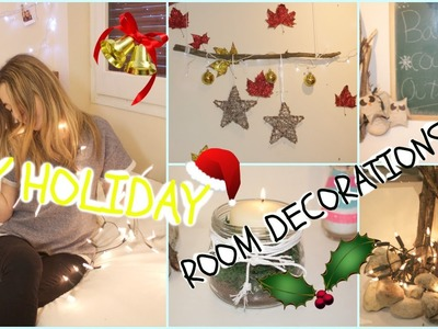 DIY ROOM DECOR | CHRISTMAS DIY!