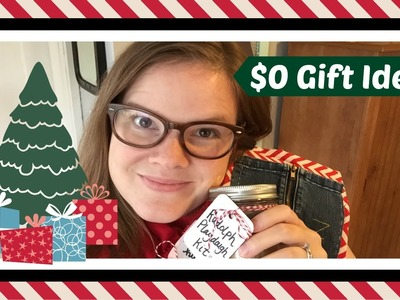 $0 DIY Christmas Gift Ideas