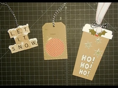 Three Easy Pinterest Inspired Christmas Projects | Christmas in July 2015