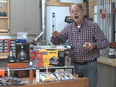 Woodcraft 2014 Christmas Gift Guide with Scott Phillips