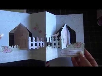Christmas Pivot and Pop-Up Cards