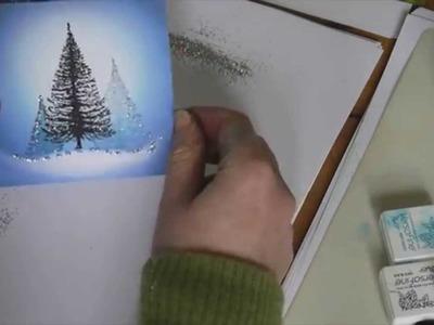 Lavinia Stamps Christmas Card Starter Kit