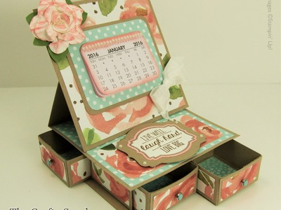 Desktop Calendar and Organiser Part 1 of 2   Great Christmas Gift
