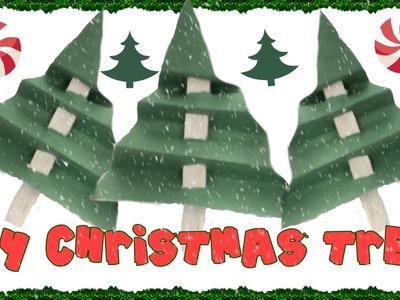 DIY Hamster Christmas Tree