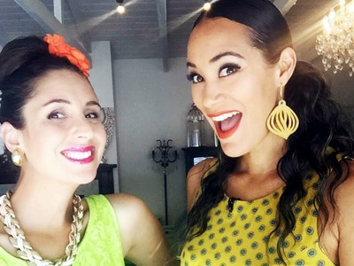 Top Billing's Christmas Spectacular with Suzelle DIY