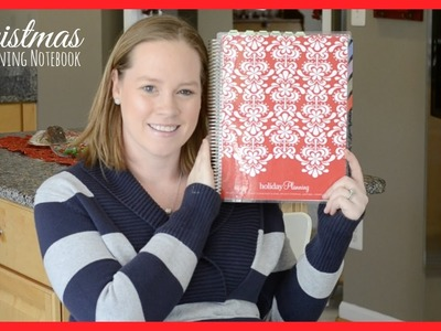 Vlogmas Day 4 : Christmas Planning Notebook