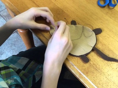 A First Hand Sewing Project For Kids