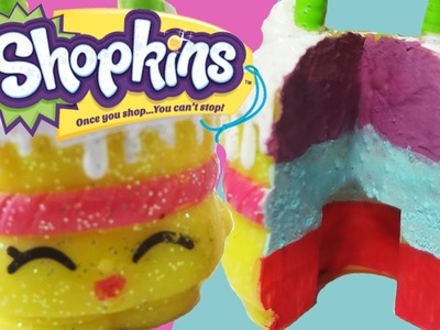 Custom Shopkins Ultra Rare WISHES! What's inside a Shopkin?!? Find Out! RAINBOW DIY Wishes