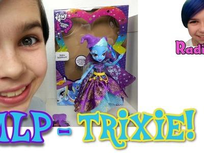 My Little Pony - Rainbow Rocks - Trixie Lulamoon Review!