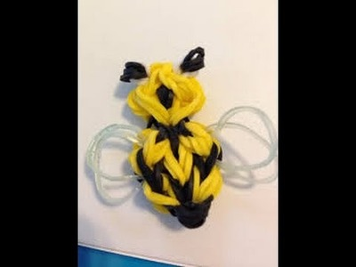 Rainbow loom Nederlands Bumble bee