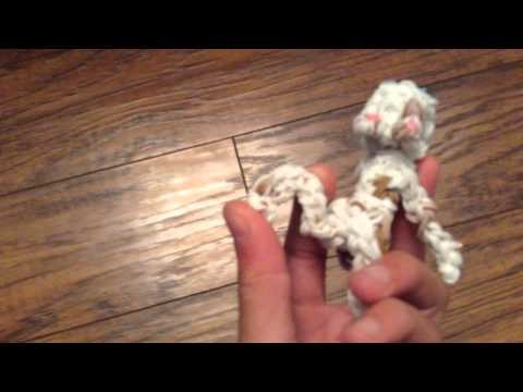 Review of loombicious's cat model on the rainbow loom