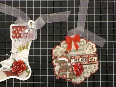 {{Christmas. Winter Theme}} Shaped Gift Tag Swap -2014 {{CLOSED}}