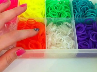 {CLOSED} Rainbow Loom Giveaway!!!