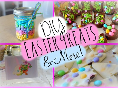 DIY Easter Treats & More! ♥ My Drifting Imagination