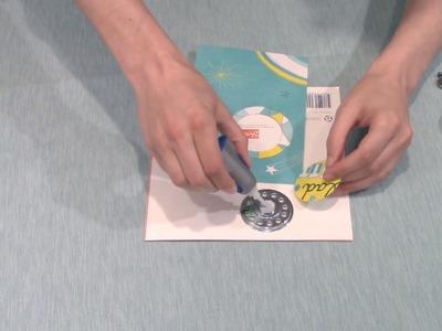 DIY Refrigerator Magnets Upcycled From Hallmark Sound Cards